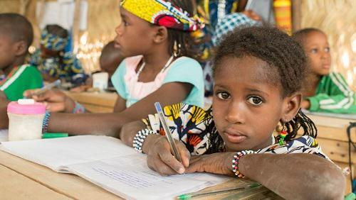 education burkina