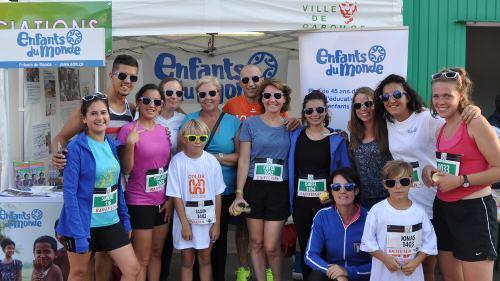 Enfants du Monde est partenaire de la course Run to Run