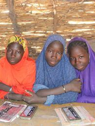 Quality education in Niger