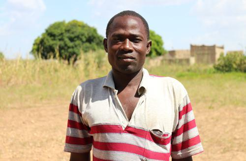 Testimony of model husband in Burkina Faso