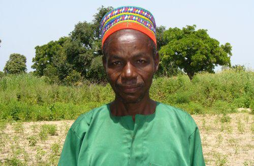 François Soungrana, father, Burkina Faso