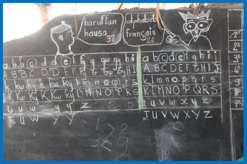 Education de qualité au Niger