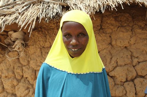 Koudirou Diallo, Mutter in Burkina Faso